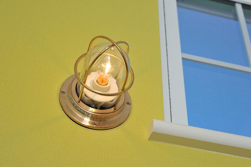 お洒落照明のマリンランプ